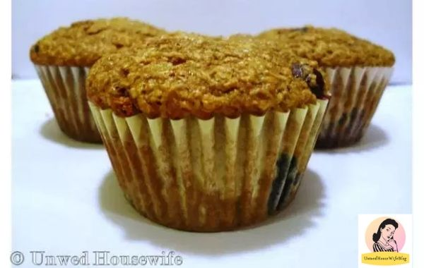 How to Make Low Fat Blueberry Bran Muffins?