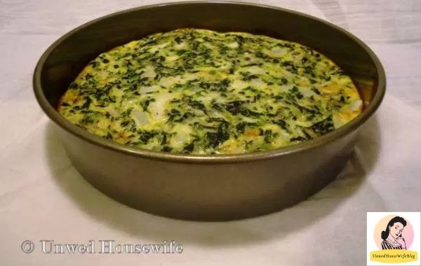 spinach-and-muenster-cheese-quiche
