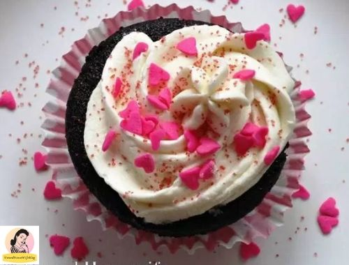 Chocolate Valentine Cupcakes | Make Delicious Chocolate Cupcakes at Home