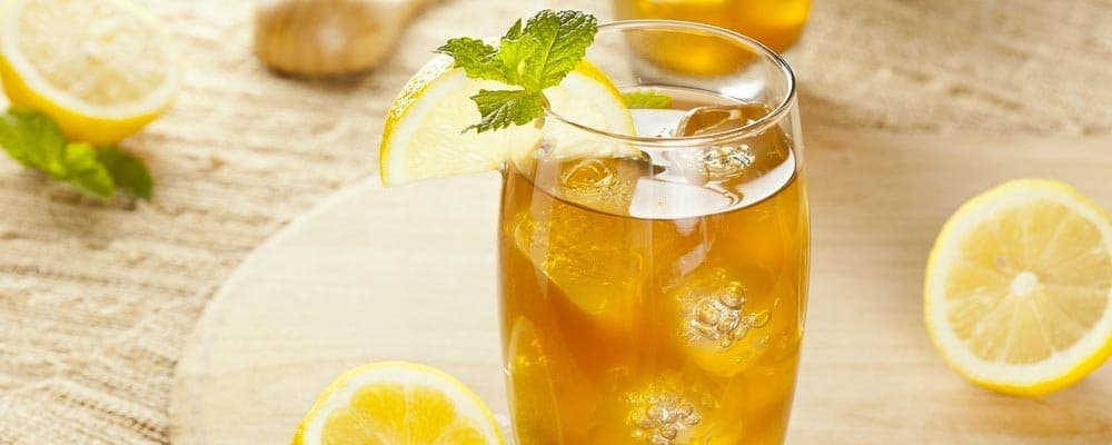 healthy beverages for summer