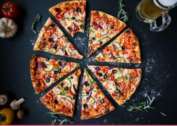 italian pizza homemade recipe