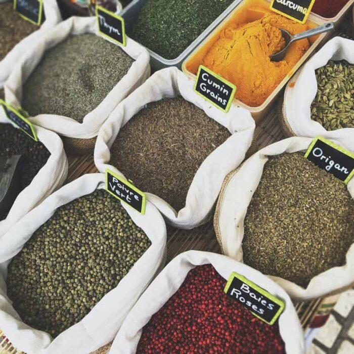 Rajasthani Thali-www.unwedhousewife.com