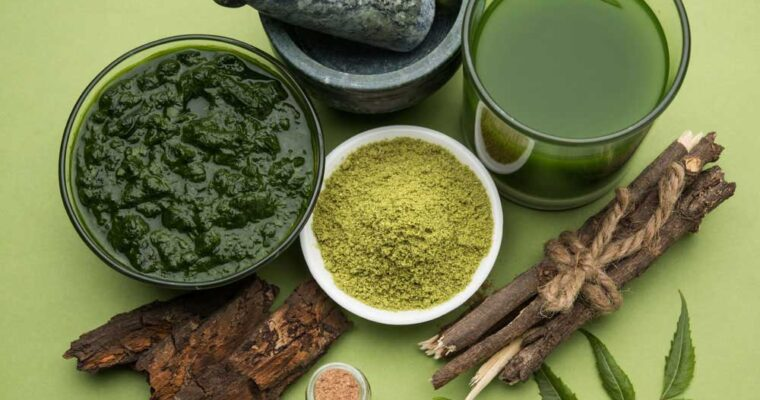 Neem Tablets and Powder:- Benefits and uses that you didn't know