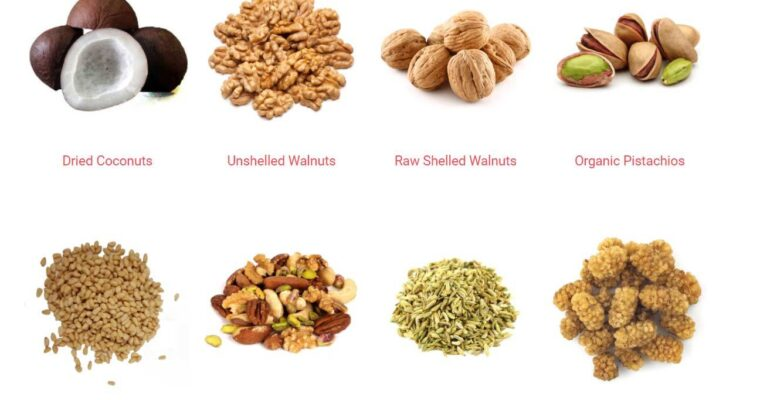 How Are Dry Fruits Made and Preserved?