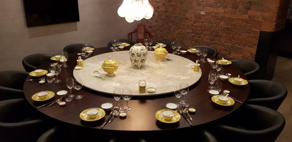 private wine Rooms