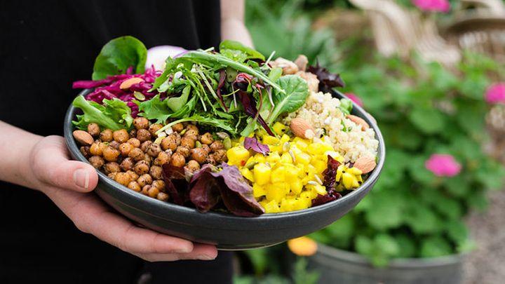 Five best protein vegan meals
